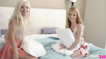 Elsa Jean And Hannah Hays (Bratty Sis)
