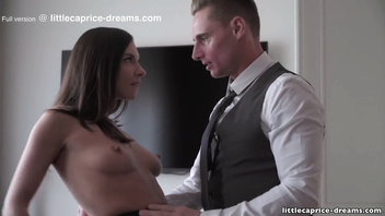Mistreated during job interview - Little Caprice, Alina Henessy, PART 2