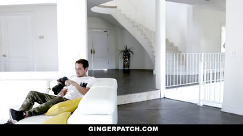 GingerPatch - Ginger Model Fucked By Photographer