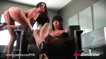 Veronica Rodriguez Squirtfest with Marica Hase
