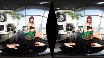 BaDoinkVR.com Virtual Reality POV REDHEAD BABES Compilation Part 1