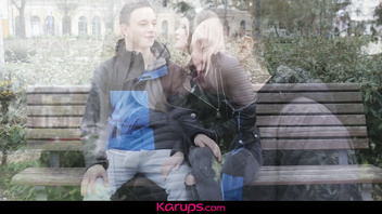 Karups - First Date Leads To Hard Fuck For Zazie Skymm