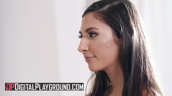 Digital Playground - Madison Ivy fucks her ex boyfriend on her teachers des