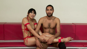 Mia Li Mixed Wrestling