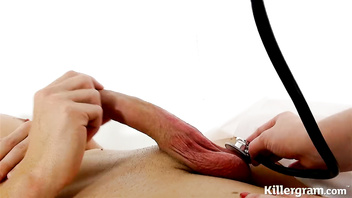 Killergram Sexy big boobs nurse Jasmine James fucks big cock patient