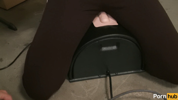 The sybian scam - Scene 3