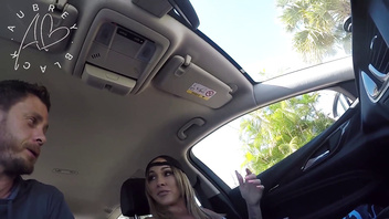 Fake UBER - My 5 star bitch - Aubrey Black