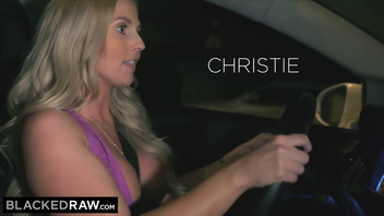 BLACKEDRAW Christie Stevens Wants Interracial DP