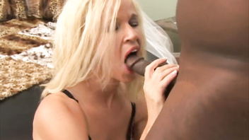 MDDS Totally Tabitha Asshole Flooded with Black Cum