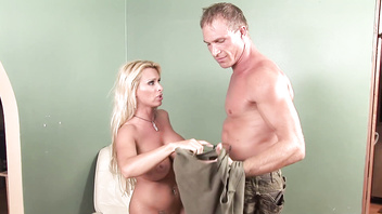 Holly Halston Is A Big Tit MILF Whore That Fucks Any Cock In Town