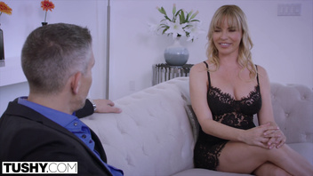 TUSHY Kenna James First Anal EXCLUSIVE