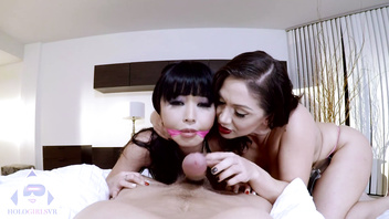 Mistress Lea and her Japanese Pet