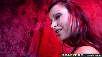 Brazzers - Big Wet Butts - ZZ TOPless scene starring Nikita Denise & James Deen