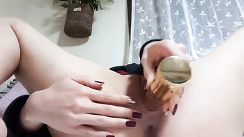 Korean masturbation