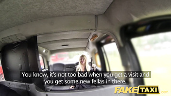 Fake Taxi Dirty cock loving blonde with great tits