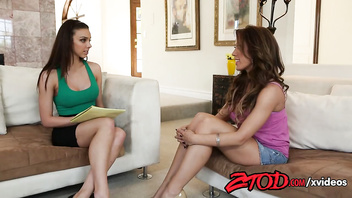 Capri Cavanni and Tiffany Tyler in Rent Reduction