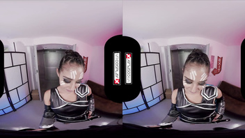 VRCosplayX.com XXX SUPERHERO Compilation In POV Virtual Reality Part 1