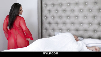 MYLF - Rose Monroe Is Extra Naughty On Christmas