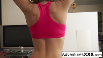 Workout With Victoria White